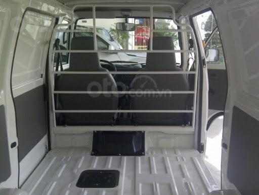 Bán xe tải Van xe tải cóc Suzuki Blind Van 2020 không cấm phố7