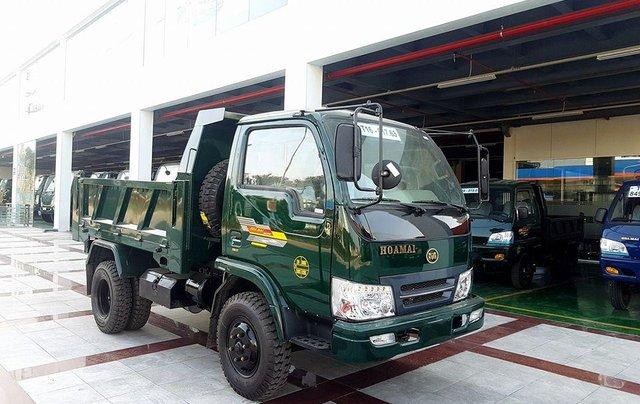 Đại lý xe Ben Hoa Mai 3 tấn tại Hải Dương0