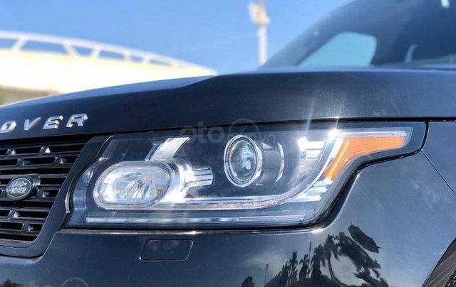 LandRover Range Rover HSE 3.0 SX 2016, màu đen14