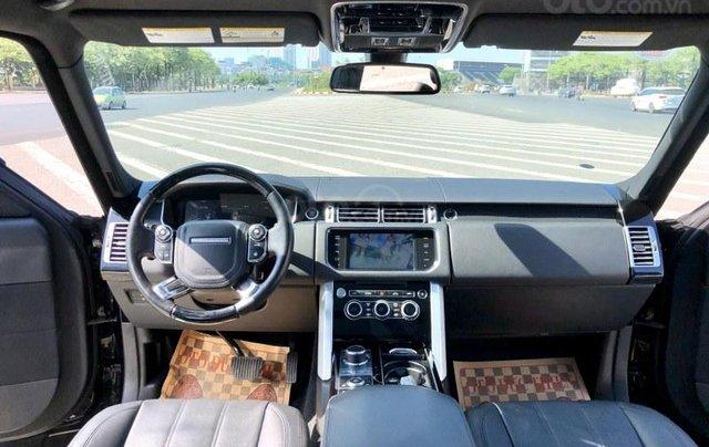 LandRover Range Rover HSE 3.0 SX 2016, màu đen8