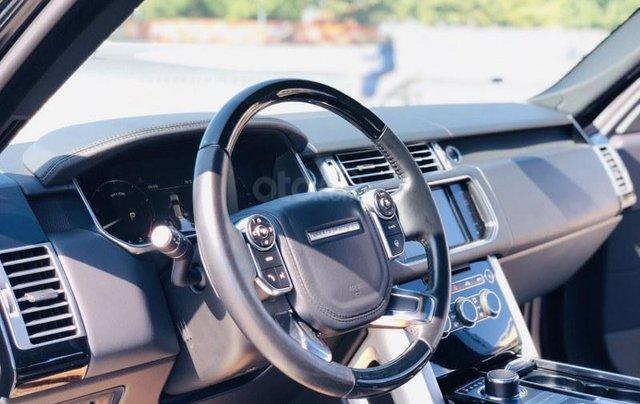 LandRover Range Rover HSE 3.0 SX 2016, màu đen9