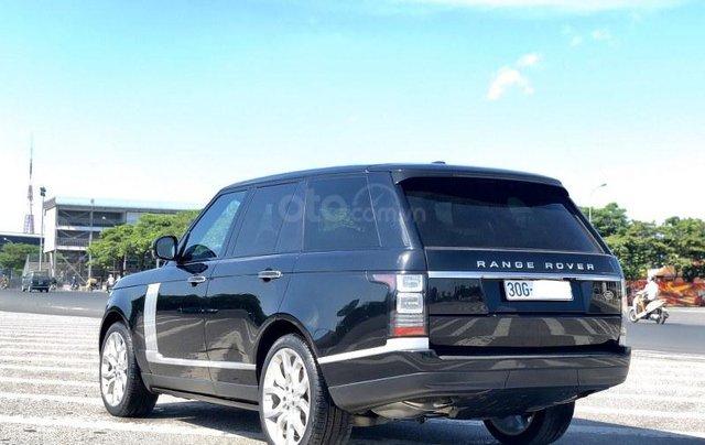 LandRover Range Rover HSE 3.0 SX 2016, màu đen3