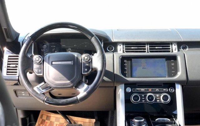 LandRover Range Rover HSE 3.0 SX 2016, màu đen10
