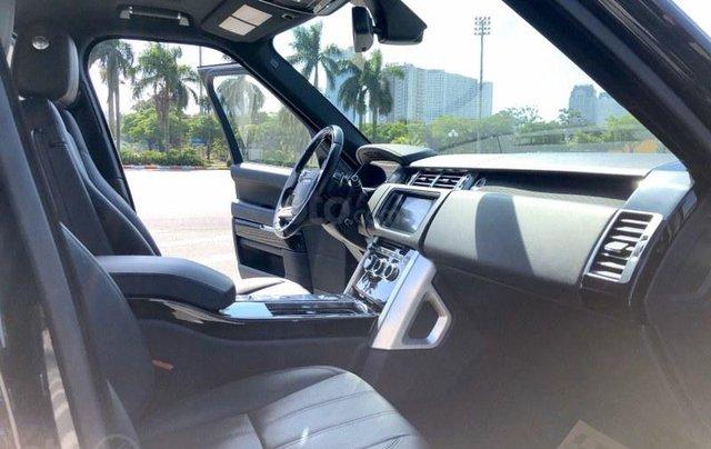 LandRover Range Rover HSE 3.0 SX 2016, màu đen5