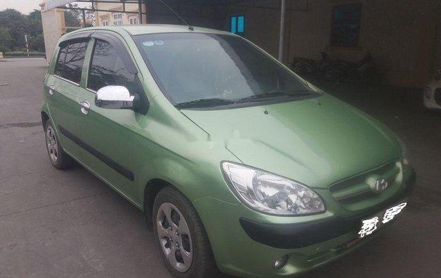 Bán Hyundai Getz 2009, nhập khẩu nguyên chiếc còn mới