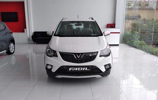 Chỉ 65tr mua xe Vinfast Fadil - vay 0% lãi suất - giảm 50% trước bạ - bảo hành 5 năm - đủ màu giao xe ngay tận nhà1
