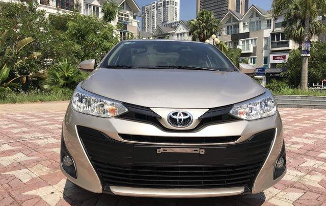 Bán Toyota Vios- E đời 2019 AT nhiều tính năng đặc biệt0