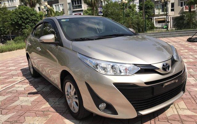 Bán Toyota Vios- E đời 2019 AT nhiều tính năng đặc biệt1