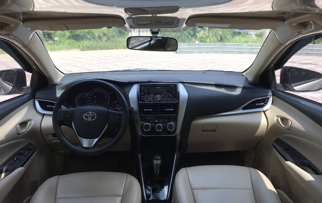 Bán Toyota Vios- E đời 2019 AT nhiều tính năng đặc biệt13