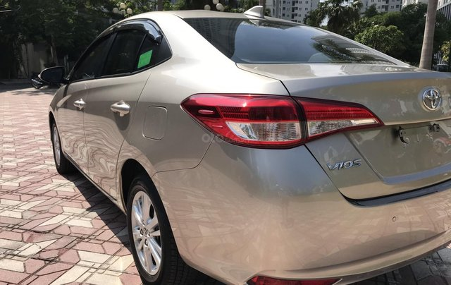 Bán Toyota Vios- E đời 2019 AT nhiều tính năng đặc biệt6