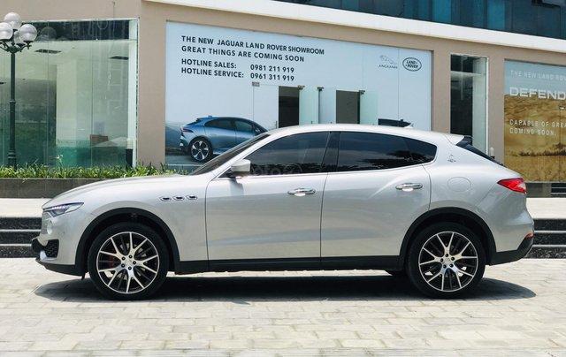 Maserati Levante sản xuất 2017, siêu lướt 10.690km, nhập khẩu Châu Âu2