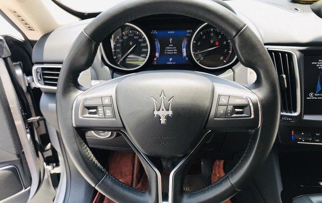 Maserati Levante sản xuất 2017, siêu lướt 10.690km, nhập khẩu Châu Âu10