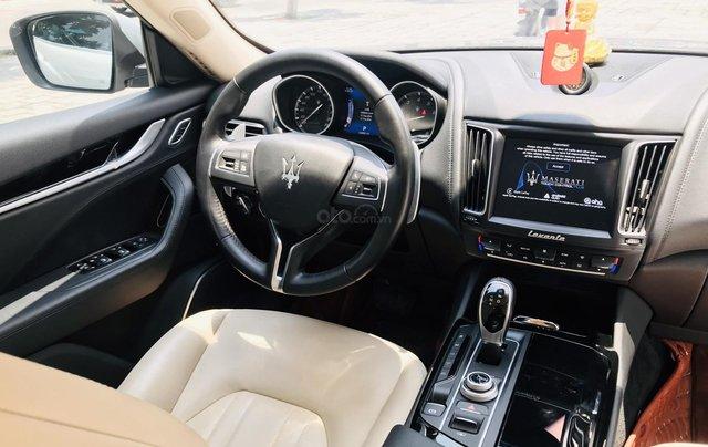 Maserati Levante sản xuất 2017, siêu lướt 10.690km, nhập khẩu Châu Âu13