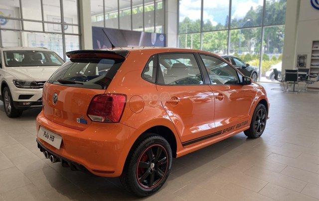 Cần ra đi 1 em cam tươi Polo Hatchback - đã độ sơn mâm, body kid, màu cam đặc biệt - giá hạt dẻ3