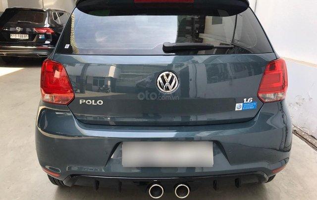 Cần ra đi 1 em xanh petro Polo Hatchback - đã độ sơn mâm, body kid, màu xanh đặc biệt - giá hạt dẻ4