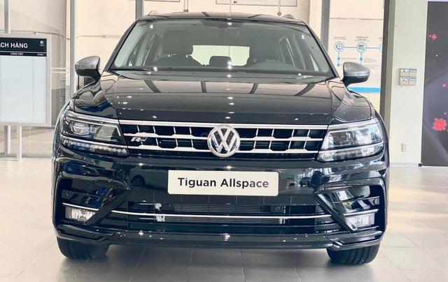 Volkswagen Sài Gòn - Volkswagen Tiguan 2020 SUV 7 chỗ, giảm 120 triệu cho xe nhập0
