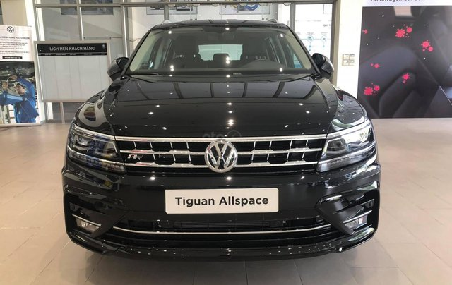 Volkswagen Sài Gòn - Volkswagen Tiguan 2020 SUV 7 chỗ, giảm 120 triệu cho xe nhập4