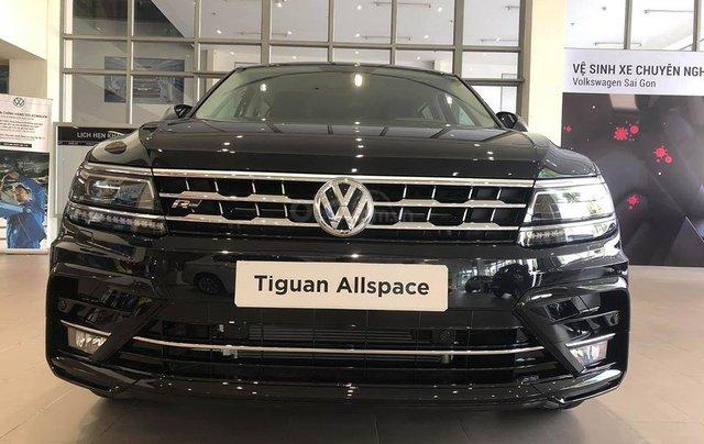 Volkswagen Sài Gòn - Volkswagen Tiguan 2020 SUV 7 chỗ, giảm 120 triệu cho xe nhập5