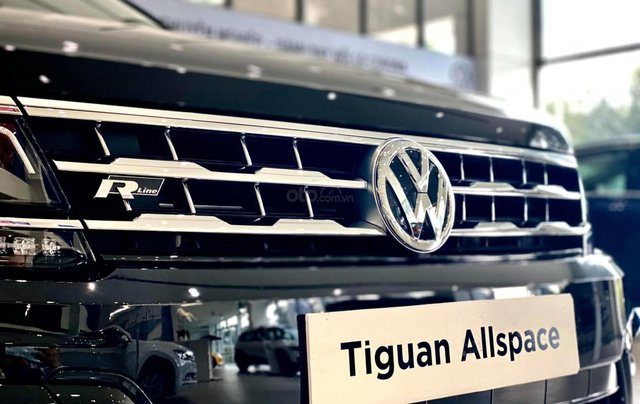 Volkswagen Sài Gòn - Volkswagen Tiguan 2020 SUV 7 chỗ, giảm 120 triệu cho xe nhập12
