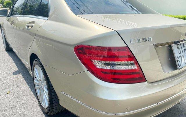 Bán Mercedes Benz C250 2012, xe đẹp một chủ mua mới bao kiểm tra hãng4
