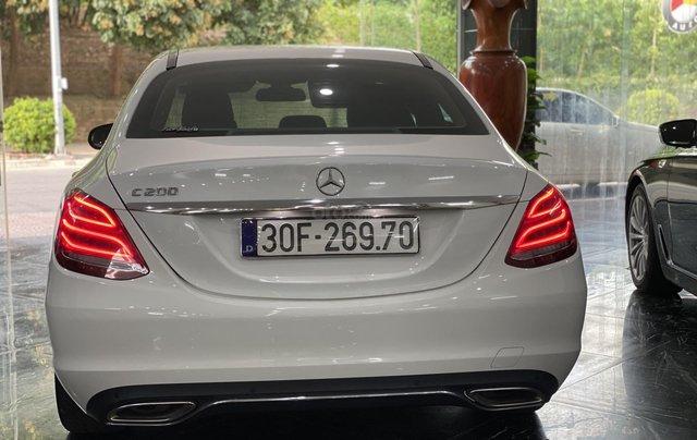 Bán Mercedes C200 sản xuất 2018, còn bảo hành chính hãng đến 20215