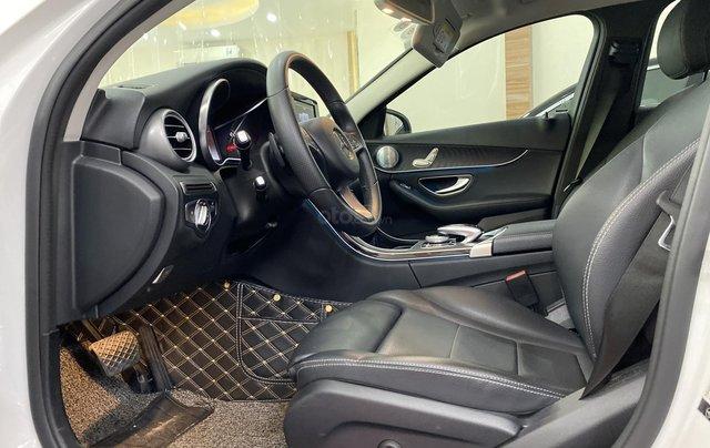 Bán Mercedes C200 sản xuất 2018, còn bảo hành chính hãng đến 20212
