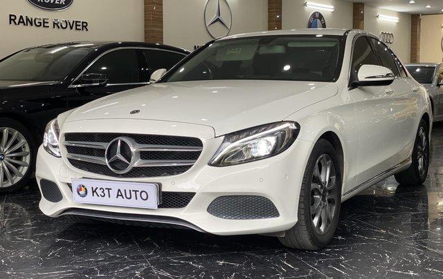 Bán Mercedes C200 sản xuất 2018, còn bảo hành chính hãng đến 20210