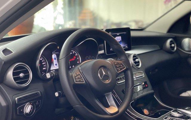Bán Mercedes C200 sản xuất 2018, còn bảo hành chính hãng đến 20219