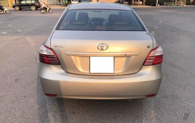 Toyota Vios 1.5MT sản xuất 2012, số tay, màu vàng cát, chính chủ đã vào full kịch đồ chơi, chất lượng không lỗi nhỏ14