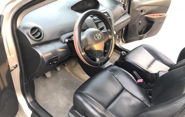 Toyota Vios 1.5MT sản xuất 2012, số tay, màu vàng cát, chính chủ đã vào full kịch đồ chơi, chất lượng không lỗi nhỏ3
