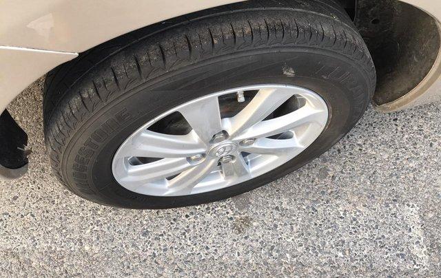 Toyota Vios 1.5MT sản xuất 2012, số tay, màu vàng cát, chính chủ đã vào full kịch đồ chơi, chất lượng không lỗi nhỏ13