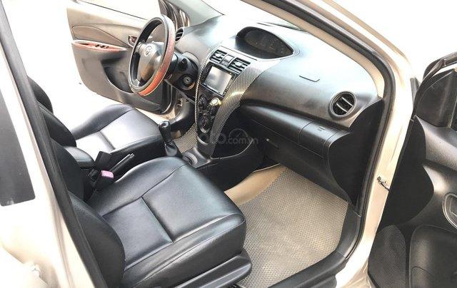 Toyota Vios 1.5MT sản xuất 2012, số tay, màu vàng cát, chính chủ đã vào full kịch đồ chơi, chất lượng không lỗi nhỏ6