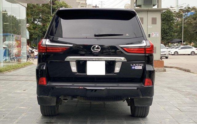 Bán xe Lexus LX 570 08 chỗ nhập Mỹ, LH Ms Hương màu đen, sản xuất 2016 giá tốt xe giay toàn quốc4