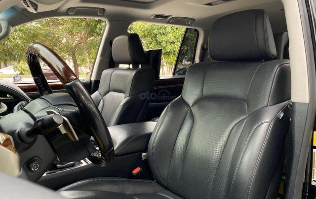 Bán xe Lexus LX 570 08 chỗ nhập Mỹ, LH Ms Hương màu đen, sản xuất 2016 giá tốt xe giay toàn quốc3