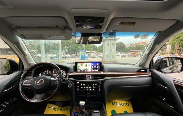 Bán xe Lexus LX 570 08 chỗ nhập Mỹ, LH Ms Hương màu đen, sản xuất 2016 giá tốt xe giay toàn quốc7