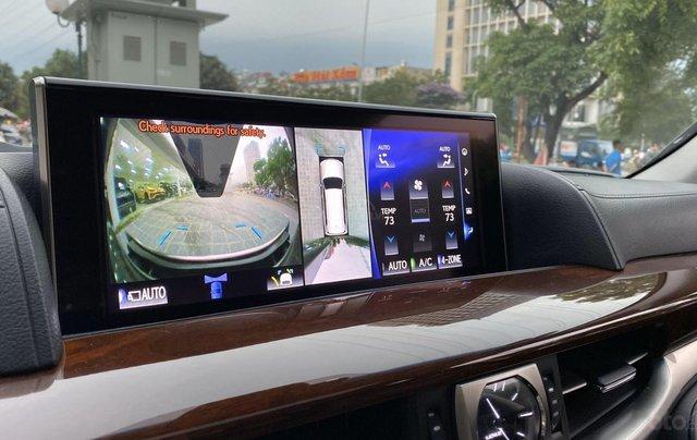 Bán xe Lexus LX 570 08 chỗ nhập Mỹ, LH Ms Hương màu đen, sản xuất 2016 giá tốt xe giay toàn quốc8