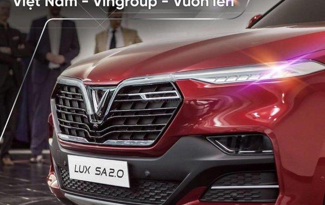 [Hot] Lăn bánh Vinfast Lux SA2.0 chỉ 185tr - Tặng trước bạ 0đ - Vay lãi suất 0% - Giao xe toàn quốc - KM đi kèm cực khủng11