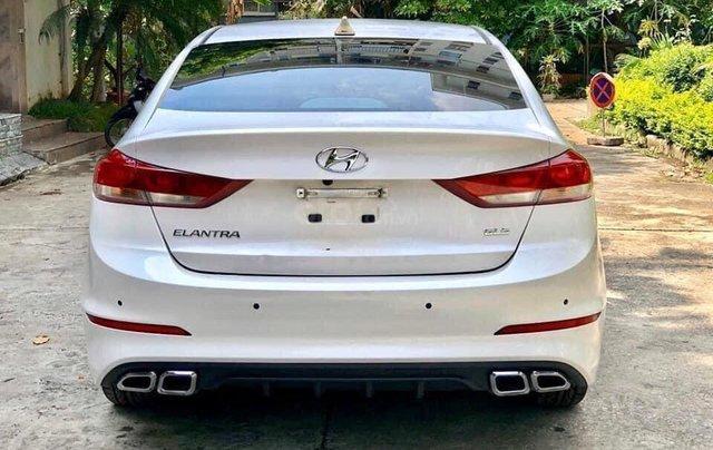 Bán Hyundai Elantra 1.6 AT 2016 biển thành phố, giá cạnh tranh9