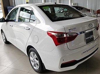 Xe mới 100% duy nhất - Grand i10 MT sedan, giá cực hót, giảm 100% thuế trước bạ, tặng phụ kiện 350tr1