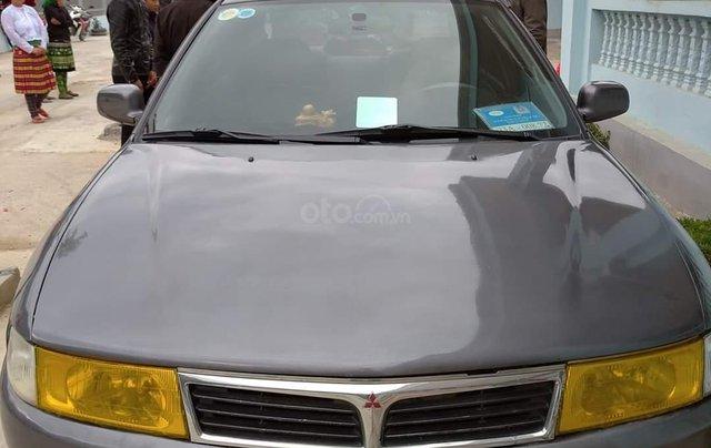Bán xe Mitsubishi Lancer đời 2000, màu xám, số sàn, xe chính chủ, gia đình đi giữ gìn, giá tốt0