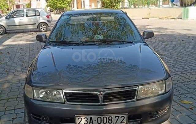 Bán xe Mitsubishi Lancer đời 2000, màu xám, số sàn, xe chính chủ, gia đình đi giữ gìn, giá tốt1