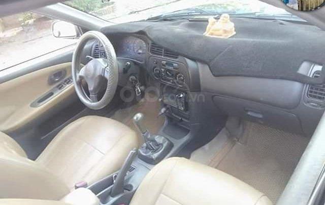 Bán xe Mitsubishi Lancer đời 2000, màu xám, số sàn, xe chính chủ, gia đình đi giữ gìn, giá tốt3