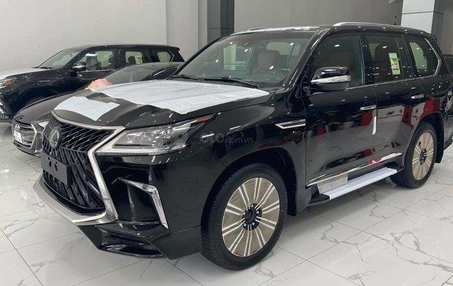 Bán Lexus LX570 MBS 4 ghế thương gia, sản xuất 2020, màu đen, xe giao ngay0