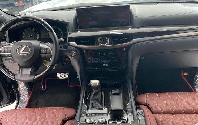 Bán Lexus LX570 MBS 4 ghế thương gia, sản xuất 2020, màu đen, xe giao ngay8