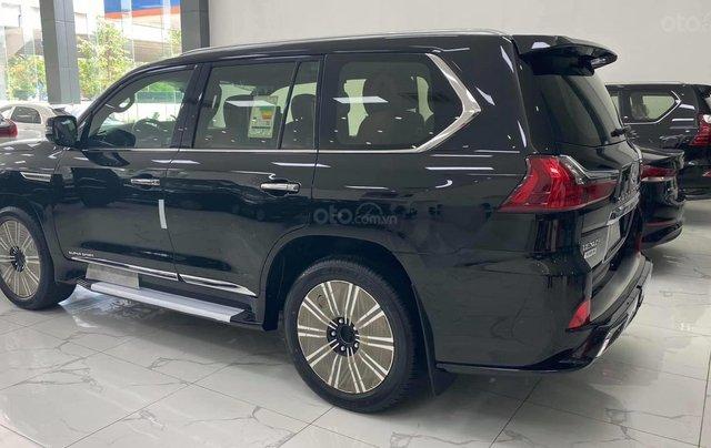 Bán Lexus LX570 MBS 4 ghế thương gia, sản xuất 2020, màu đen, xe giao ngay4
