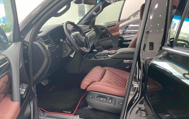 Bán Lexus LX570 MBS 4 ghế thương gia, sản xuất 2020, màu đen, xe giao ngay10