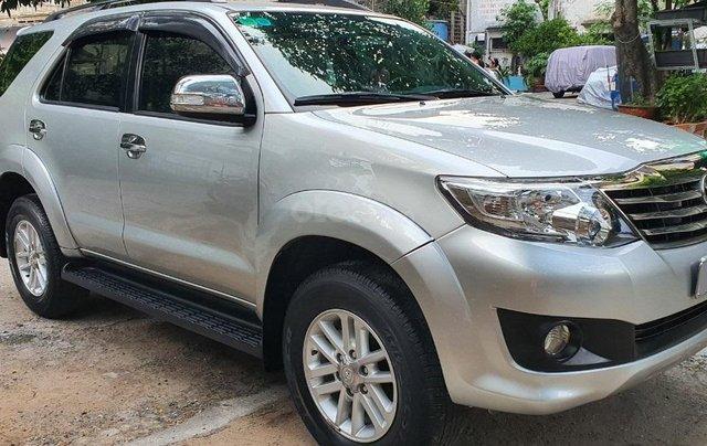 Bán Toyota Fortuner đời 2014 mới 90% - liên hệ chính chủ2