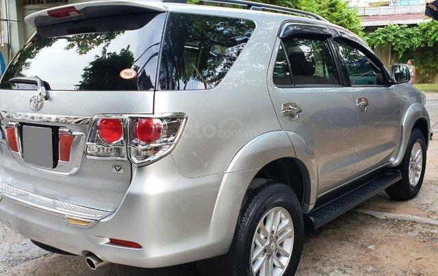 Bán Toyota Fortuner đời 2014 mới 90% - liên hệ chính chủ5