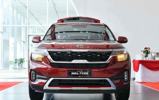 Kia Seltos 2020 - chỉ từ 160 triệu - có xe ngay0