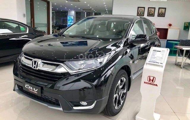 Honda CR-V 2020 siêu Hot giảm ngay 100% thuế trước bạ, xe đủ màu có sẵn giao ngay7